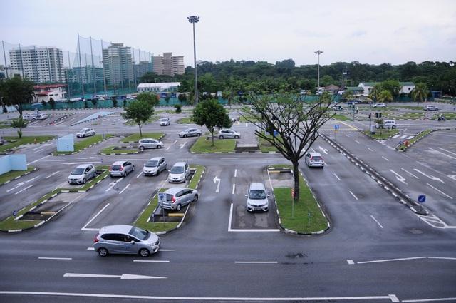 Trung tâm đào tạo lái xe Bukit Batok tại Singapore