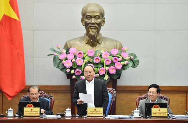 Thủ tướng chủ trì phiên họp thường kỳ Chính phủ tháng 12.