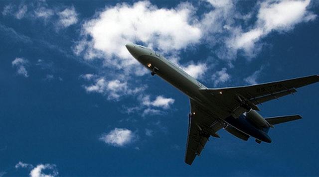 Máy bay Tu-154 (Ảnh: Michael Gurenkov/Flickr)