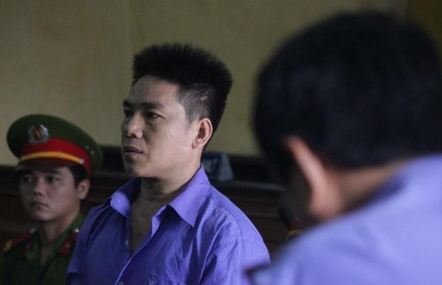 Bị cáo Tuấn bị tuyên phạt án tử hình.