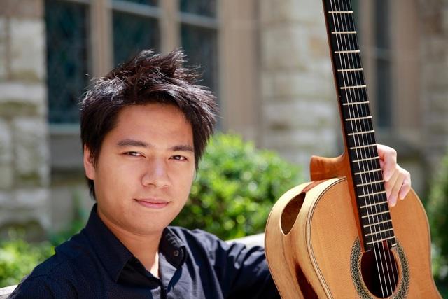 Tuấn An là người Việt Nam đầu tiên đoạt giải tại cuộc thi lớn Berlin International guitar competition.