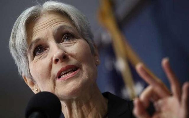 Ứng viên tổng thống của Đảng Xanh Jill Stein. (Ảnh: AFP)