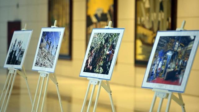 Những hình ảnh tại Lễ kỷ niệm 70 năm Toàn quốc kháng chiến