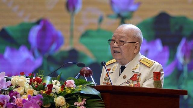 Đại tá Nguyễn Huy Du – cựu chiến sĩ Trung đoàn Thủ đô năm xưa