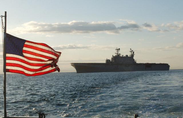 Theo giới chuyên gia, nếu từ bỏ TPP nhưng vẫn muốn xoay trục sang châu Á, Mỹ sẽ phải tăng cường hợp tác về quân sự. (Ảnh: Military)