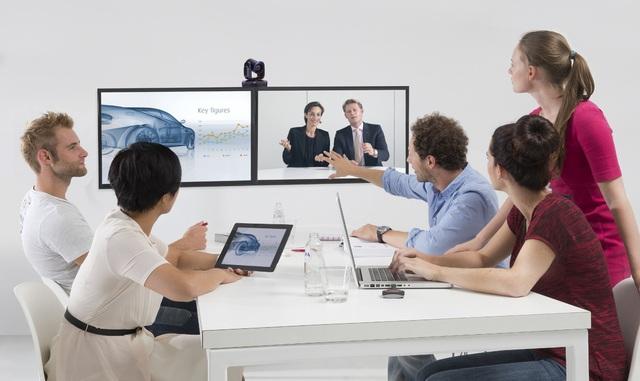 """Xu thế ứng dụng """"phòng họp di động trực tuyến"""" - 1"""