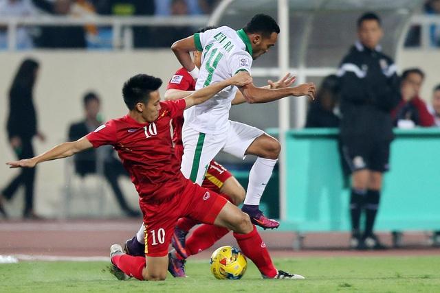 Đội tuyển Việt Nam dừng bước tại AFF Cup 2016 - Ảnh: Gia Hưng