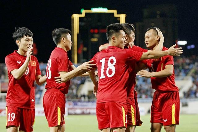 Đội tuyển Việt Nam đã sẵn sàng cho trận đấu cuối cùng trước AFF Cup 2016