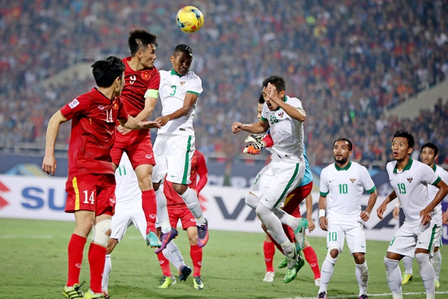 Đội tuyển Việt Nam không đáp ứng được kỳ vọng của người hâm mộ - Ảnh: Gia Hưng