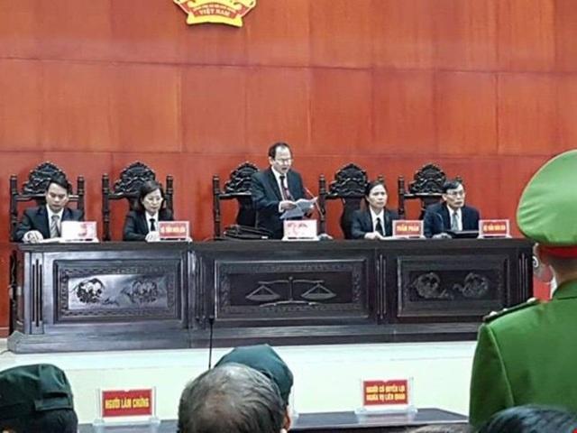 VKS đề nghị 7-8 năm, vì sao tòa xử bị cáo Dũng tử hình? - 1