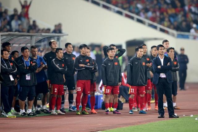 Đội tuyển Việt Nam đã có một kỳ AFF Cup thất bại - Ảnh: Gia Hưng