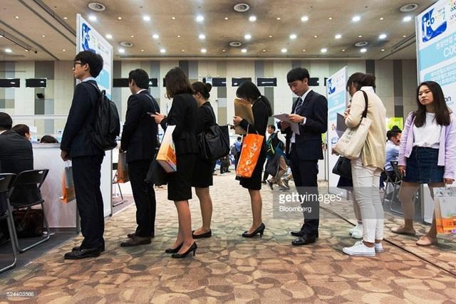 Tỷ lệ thất nghiệp tại Hàn Quốc cao nhất trong gần 2 thập kỷ - 1