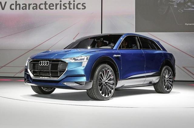 Audi lập thương hiệu con, chuẩn bị ra SUV chạy điện - 1