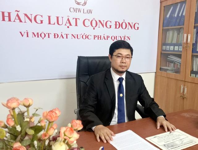 Luật sư Nguyễn An nhận định 2 thanh niên trong vụ việc sẽ phải đối mặt với hàng loạt mức phạt.