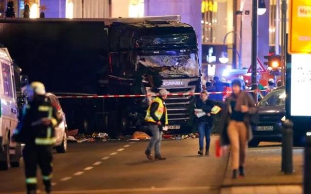 Hiện trường vụ tấn công. (Ảnh: Reuters)