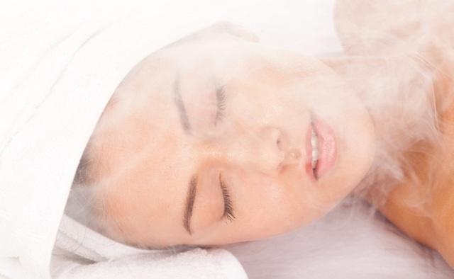 5 bước xông hơi để da mặt luôn sạch và trắng sáng - 1