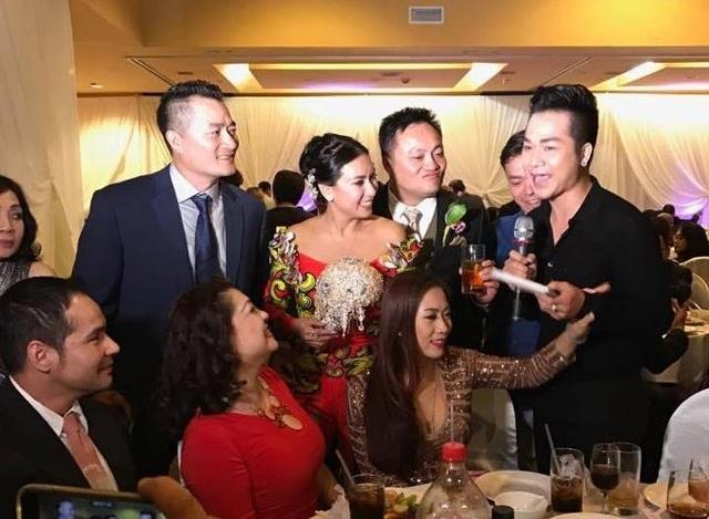 Diễn viên Y Phụng xinh đẹp trong ngày cưới - 6