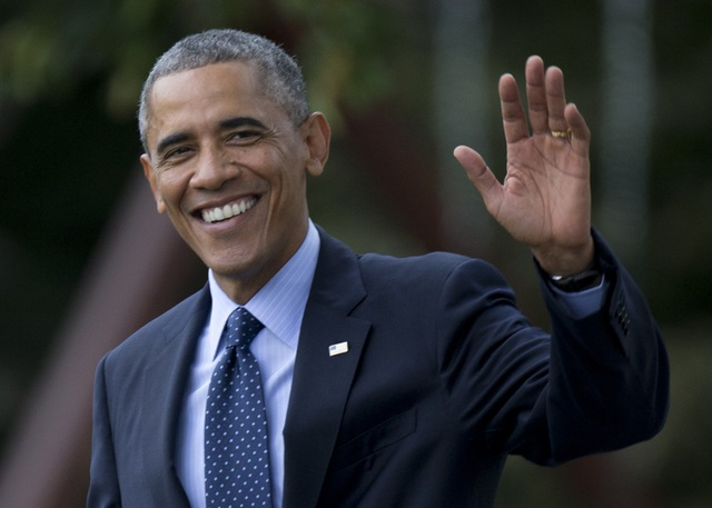 Ông Obama sẽ chính thức rời Nhà Trắng vào hôm nay (20/1).