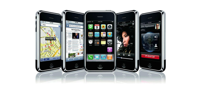 """Nhìn lại sự phát triển của iOS từ những ngày """"sơ khai"""" - 1"""