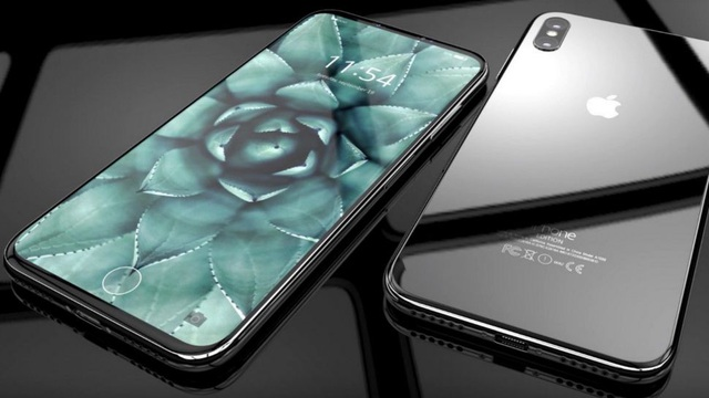 Một concept của iPhone 8
