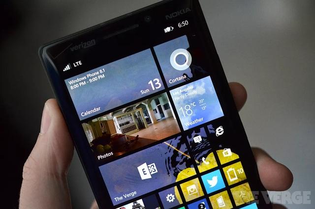 """Microsoft thừa nhận """"khai tử"""" tham vọng tấn công thị trường di động - 1"""