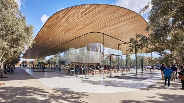 Apple Park chính thức đón khách thăm quan từ 17/11/2017