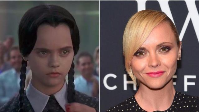 Christina Ricci nổi tiếng với phim The Addams Family (1991). Hiện tại cô đã 37 tuổi và không còn đóng phim nhiều mà dành thời gian chăm sóc chồng và con trai 3 tuổi.
