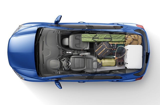 Chevrolet Trax - Xác lập lối đi riêng - 2