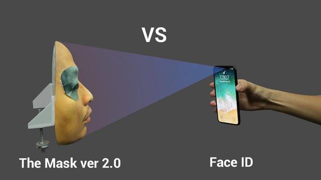 Bkav tung mặt nạ thế hệ 2 mở khóa Face ID nhanh chóng - 2