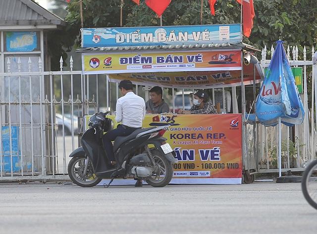 Người hâm mộ Việt Nam thực sự thờ ơ với trận đấu này