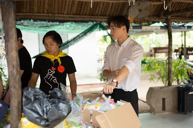 Soái ca từ thiện Ngô Chí Thành