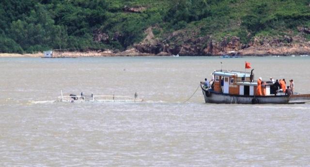 Ngư dân hoạt động khai thác trên biển luôn gặp nhiều rủi ro (ảnh minh họa)
