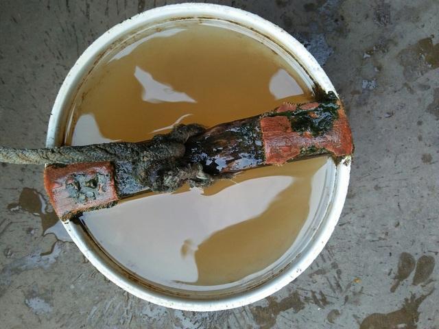 Canh cánh nỗi lo ở làng có nước ô nhiễm nặng nhất nước - 1