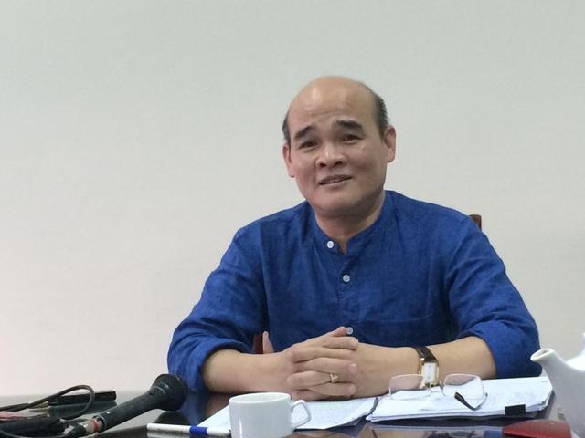 Ông Nguyễn Huy Quang, Vụ trưởng Vụ Pháp chế.
