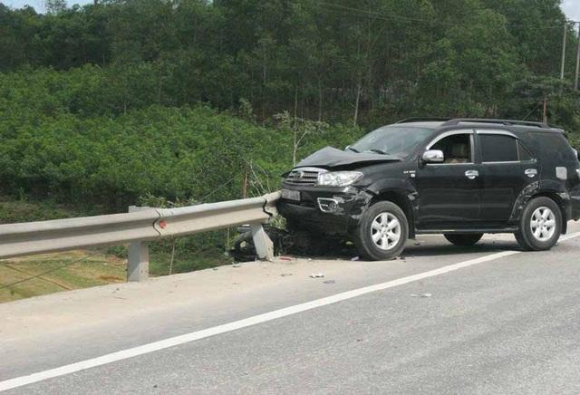 Hiện trường vụ tai nạn thương tâm ngày cuối năm