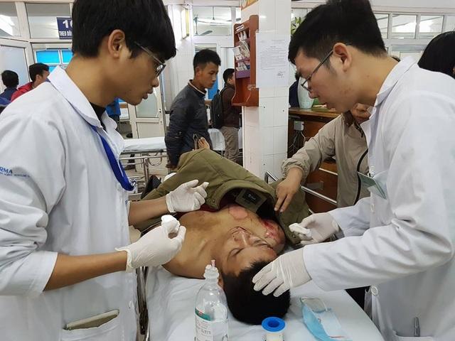 Hàng ngàn trường hợp ẩu đả, tai nạn giao thông nhập viện trong 3 ngày Tết - 2