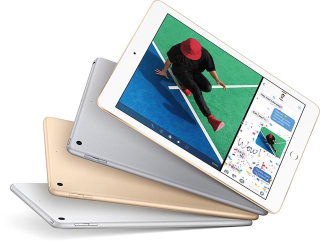Apple lặng lẽ trình làng iPad phiên bản mới có mức giá thấp - 1