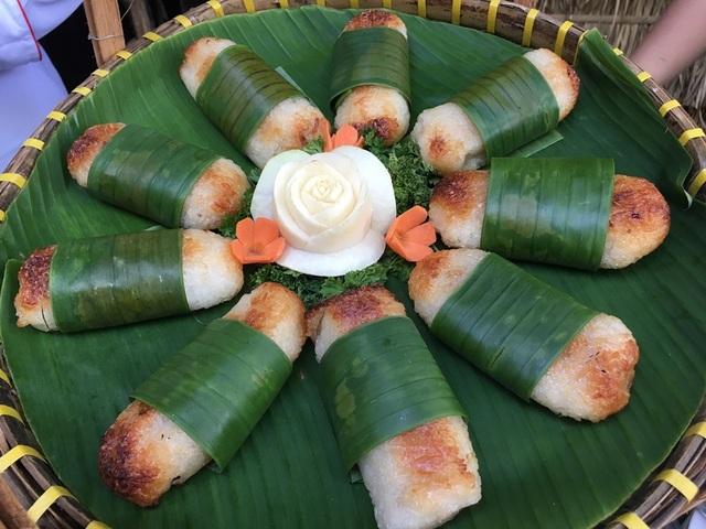 Liên hoan ẩm thực Đất Phương Nam lần 7 tổ chức tại Công viên Văn hóa Đầm Sen, Quận 11, TPHCM.