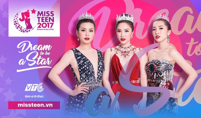 Bảo Thy, Emily, Diễm Trang, Vân Navy, Kelly, Nam Thương, Hạnh Sino, Lưu Đê Ly, Hà Lade... sẽ xuất hiện trong lễ phát động cuộc thi Miss Teen 2017