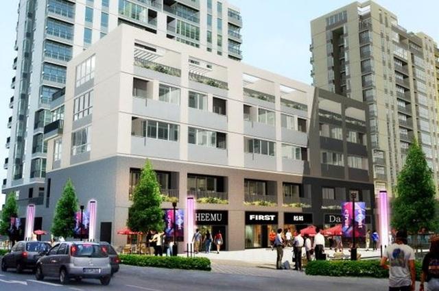 Ngoài sản phẩm cửa hàng shop phổ biến trong các dự án căn hộ, Phú Mỹ Hưng cũng có nhà phố thương mại vừa ở, vừa kinh doanh rất lưỡng tiện cho người mua. Như nhà phố Star Hill có cấu trúc 4 tầng, trong đó, 2 tầng để ở và hai tầng để kinh doanh, mở văn phòng…