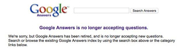 """""""Gã khổng lồ"""" Google từng thất bại như thế nào? - 2"""