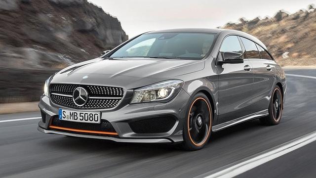 Mercedes-Benz triệu hồi gần 1.500 xe - 1