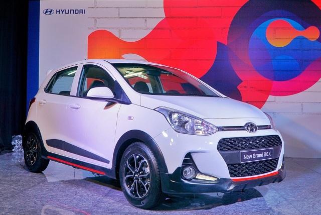 Hyundai ra mắt Grand i10X - 1