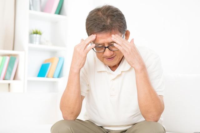Trầm cảm ở bệnh nhân tai biến xuất phát từ thay đổi sinh học và tâm lý khó chấp nhận tình trạng thể chất đi xuống
