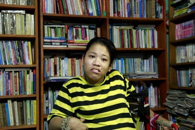 Nguyễn Lan Hương đã tìm được niềm vui nhờ những người bạn có cùng đam mê trên mạng xã hội