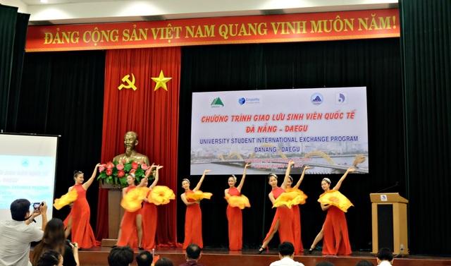 Giao lưu sinh viên Đà Nẵng - Daegu - 2