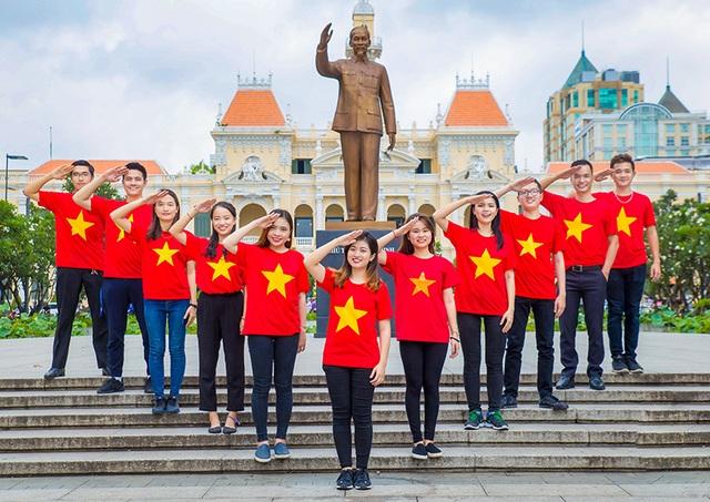 """Bộ ảnh """"Tự hào Việt Nam"""" của đại biểu Tàu Thanh niên Đông Nam Á nhân ngày Quốc khánh - 1"""