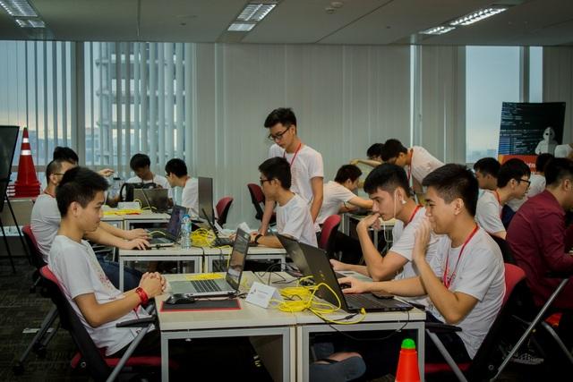Theo PwC Việt Nam, có tất cả 25 đội tham dự cuộc thi tại Hà Nội, TP. Hồ Chí Minh và một đội khách mời tại Malaysia.