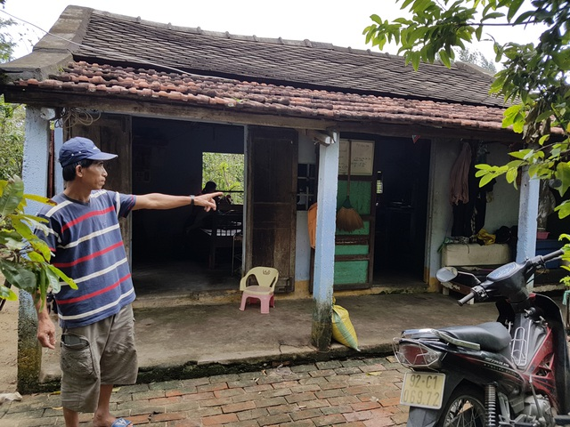 Diện tích nhà, đất ông Liêm xin cấp GCNQSDĐ ở phường Tân An