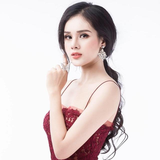 Thí sinh Nguyễn Thị Huyền Trang của cuộc thi Hoa hậu hoàn vũ Việt Nam có phát ngôn gây sốc